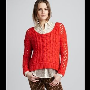 New Free People Fluff Sweater